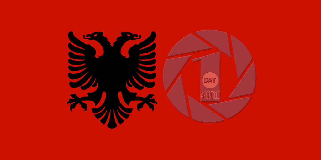 Albania FBI Apostille
